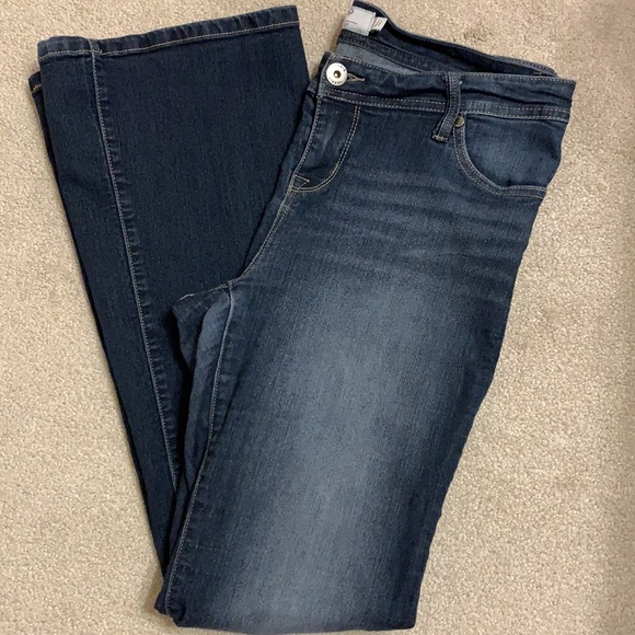 Torrid slim boot jeans. Good used condition. 10R